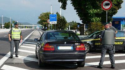Gdf: Gorizia, 580 lavoratori irregolari