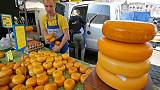 Half of Dutch cheese exports to be hit by U.S. trade tariffs - government