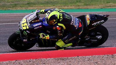 "Rossi ""ok giro secco, meno ritmo gara"""