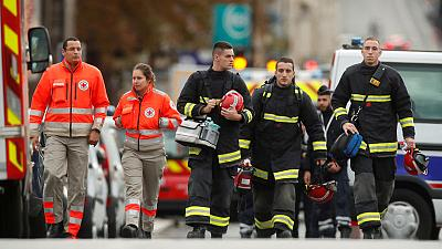Nothing ruled out in probe into knife attack at Paris police HQ