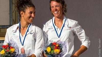 Vela: team al femminile alla Barcolana