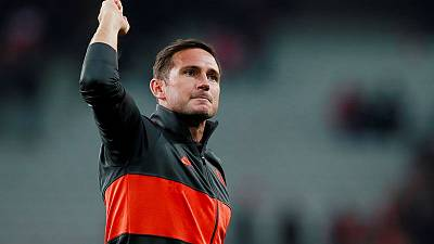 Lampard thrilled to see Chelsea youngsters named in England squad