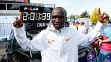 Kipchoge selects 41-member pacing squad for sub-two hour marathon attempt
