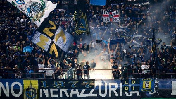 Inter-Juve sold out, incasso da 6,4 mln