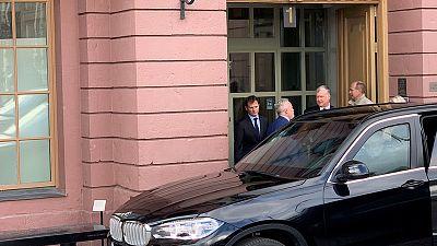 Top U.S. negotiator in Stockholm ahead of North Korea talks