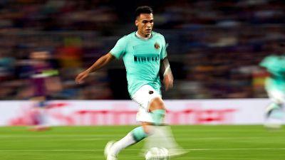 """Calcio: Lautaro """"Ronaldo è come Messi"""""""