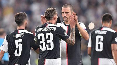 Bonucci, Inter forte ma sarà grande Juve