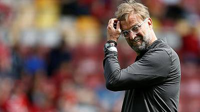 Liverpool manager Klopp hails Rodgers' impact at Leicester