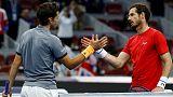 Thiem tames Murray to reach China Open semis