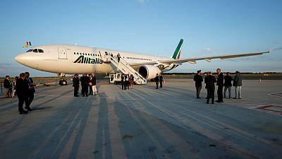 Alitalia rescuers list obstacles in way of turnaround - source
