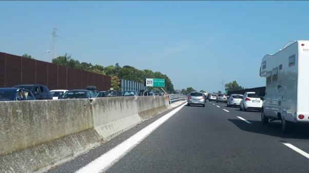 Limitazioni traffico A14 Marche-Abruzzo