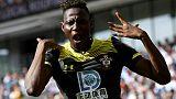 Southampton being cautious with Djenepo's injury - Hasenhuettl