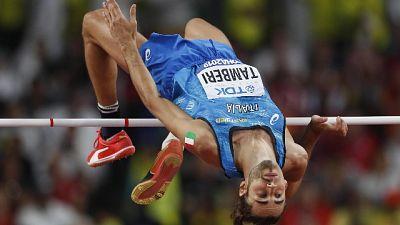 Atletica: Mondiali,Tamberi 8/o nell'alto