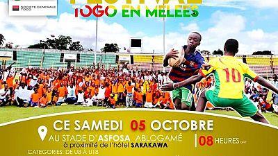 La Fédération Togolaise de Rugby appuie Terre en Mêlées Togo pour la bonne tenue du Sixième Festival Togo en Mêlées