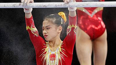 China's women grab early lead in qualifiers at worlds