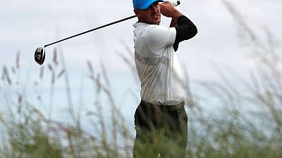 Golf: Koepka says missed cut in Vegas nothing to worry about