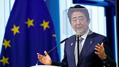 Japan PM seeks meeting with North Korea's Kim despite missile launch