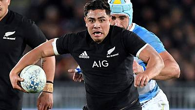 All Blacks won't lower guard against Namibia, says New Zealand's Lienert-Brown