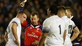 I don't practise my one-liners, says referee Owens