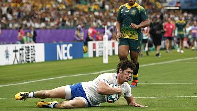 Beaten Uruguay thrilled with single try against Wallabies