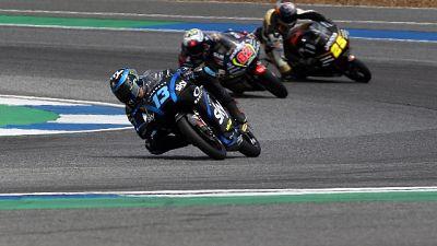 Moto: a Vietti la pole della Moto3
