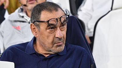Sarri, Juve-Inter per scudetto vale zero