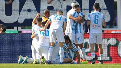 Serie A: Spal-Parma 1-0