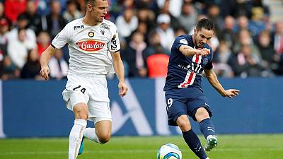 Sarabia on fire as PSG recruits shine in Angers win