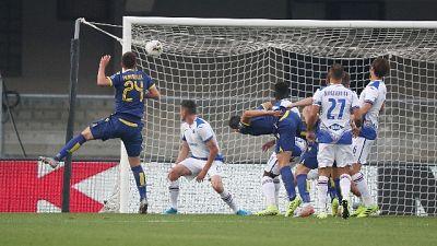Serie A: Verona-Sampdoria 2-0