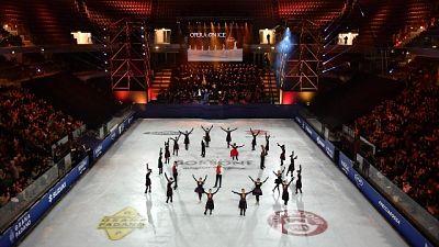 Opera on Ice: Plushenko incanta Roma