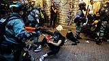 Chinese soldiers in Hong Kong warn protesters as emergency rules fail to quell unrest