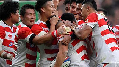 Rising support, and expectations, lift hosts Japan at World Cup