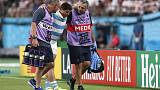 Argentina lose scrumhalf Cubelli for remainder of World Cup