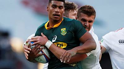 Willemse at full-back as South Africa rotate for Canada clash