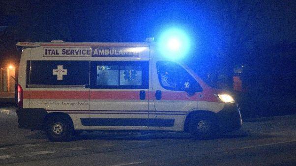 Scontro fra 3 auto, 1 morto in Brianza