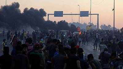 At least 18 killed in Iraq protests overnight, government issues new promises