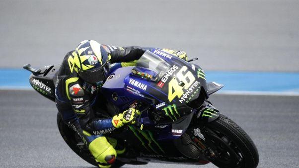 """Moto:Rossi 8/o """"Non è nostro potenziale"""""""