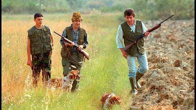 Colpito da arma durante caccia, morto