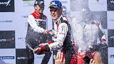 Toyota's Tanak wins in Britain to extend championship lead