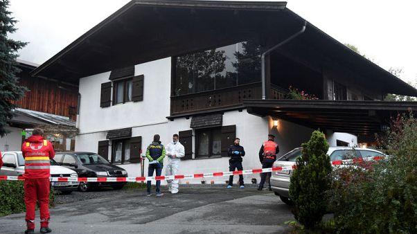 Five murdered in Austrian ski town of Kitzbuehel - police