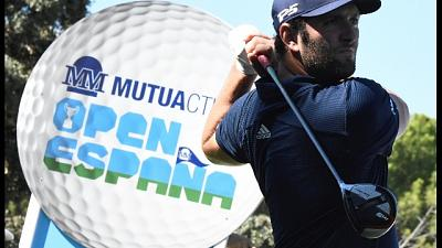 Golf:Open Spagna,doppietta Rahm a Madrid