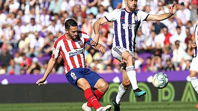 Atletico held to third 0-0 draw in four La Liga games
