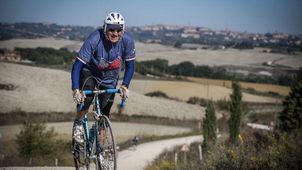 Eroica: in più di 8.000 a pedalare
