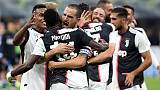 Serie A: 2-1 all'Inter, la Juve in vetta