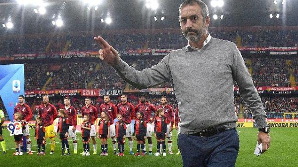 Milan: Giampaolo sempre più in bilico