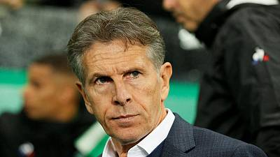 Puel celebrates St Etienne debut with derby win