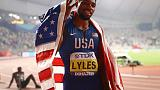 Lyles, future union leader or face of sport or both