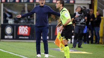 Juve: Sarri, abbiamo meritato di vincere