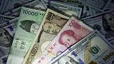 Sino-U.S. trade talk doubts lift dollar off one-month lows