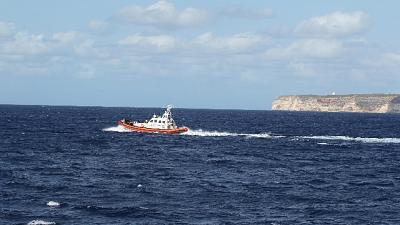 Migranti, naufragio davanti Lampedusa
